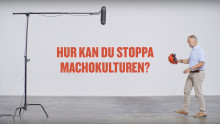 Ny satsning från Stoppa machokulturen