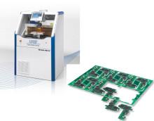 LPKF MicroLine 1000 S - för att kapa stegar och komplexa konturer med hög precision - besök oss på Plastteknik i Malmö 9 - 10 April