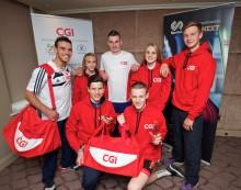 Aspiring athletes benefit from new partnership between SportsAid and CGI