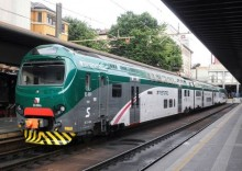 40 million contract with Ferrovie Nord Milano for new TSR
