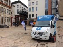 Beratungsmobil der Unabhängigen Patientenberatung kommt am 14. Mai nach Neustadt an der Weinstr.
