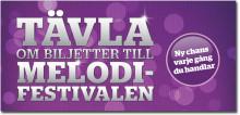 Vinn biljetter till Melodifestivalen eller en kock