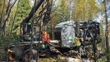 Buntning kan effektivisera skogsbränsleskörden