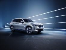 Konseptbilen BMW Concept iX3: En forsmak på BMW's første helelektriske SUV