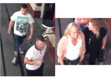 Police appeal after two 19-year-old women assaulted at Wellington station