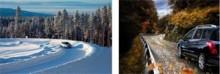Bridgestone ger tips när det gäller vinterkörning
