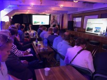 Norconsult på Arendalsuka 2018: Vellykket debatt på Fullriggeren Sørlandet
