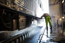 Icko Clean AB, Göteborg sanerar spårbunden trafik, kvalitets- och miljöcertifierade.