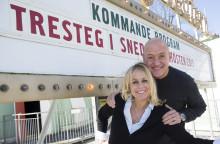 Komikerduon Annika Andersson och Thomas Petersson tar ny fars till Lisebergsteatern i höst