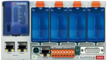 SAIA PCD3, CPU med dubbla Ethernet nätverk