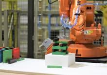 Robotar lockade fram tävlingslusten hos studenter