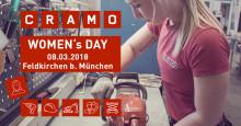 Cramo Women's Day in Feldkirchen bei München
