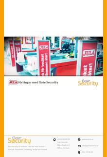 PDF: Jula förlänger med Gate Security