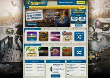 Cherry och Game Lounge har lanserat sin första white label – SveaCasino.com