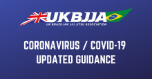 Corona Virus / Covid-19 and Brazilian Jiu Jitsu UPDATE