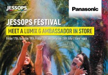 Visit Lumix G Ambassadors in Store as Part of Jessops Photo Festival