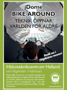 Högskolan i Halmstad på Tillväxtdagen i morgon
