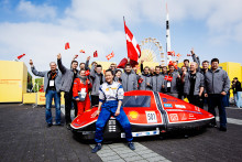 Studerende sætter verdensrekord - igen