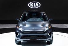 Kia: 16 elektriferade bilar till 2025