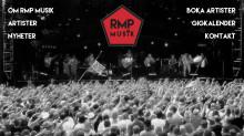RMP Musik - legendariska bokningsbolaget är tillbaka med nya krafter