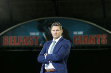 Keefe Appointed Stena Line Belfast Giants Head Coach