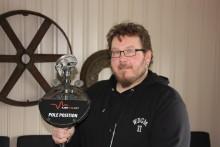 KJØR FOR LIVET: Æresprisen Pole Position til Kjør for livet-klubb #10 Åfjord