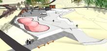 Nu byggs Sjöbo aktivitetspark