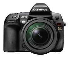 Olympus E-5 - Ny proffsmodell för fotografering i svåra förhållanden