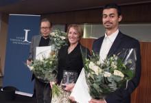 Gala med prisutdelning vid Luleå tekniska universitet