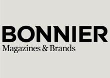 Bonnier Tidskrifter byter namn till Bonnier Magazines & Brands