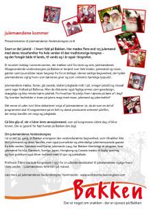 Presseprogram Julemændenes Verdenskongres 2016