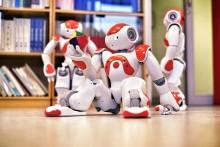 KTH-forskare lär robotar samarbeta