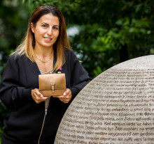 Raoul Wallenbergpriset 2017 går till Mariet Ghadimi