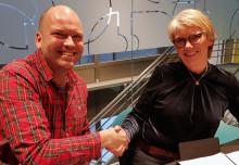 Kontrakt med Bane NOR på Nye Vestfoldbanen