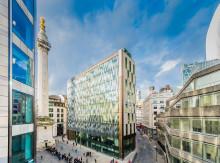 Skanska säljer kontorsbyggnad i London, UK, för cirka GBP 118M, cirka 1,3 miljarder kronor
