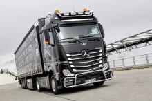 Mercedes-Benz Uptime lanseras i Sverige: Ny servicetjänst i realtid för lastbilar