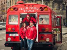 Felix Food Truck på grillturné i sommar-Sverige