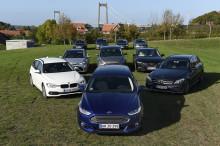 Ford Mondeo viser sin styrke: for andet år i træk kåret til Årets Firmabil i Danmark