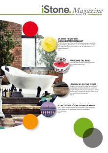 Nummer 6 av iStone Magazine