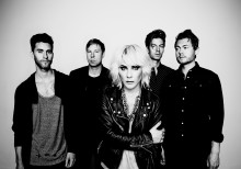 The Sounds på omfattande europaturné