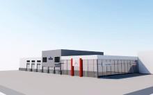 Toyota Nordvik bygger ny bilbutikk og verksted på Sortland