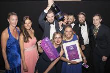 Quality Hotel Winn, Haninge kammar hem priset 'Joy-of-Life'-award
