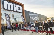 Succé när Mio öppnade butik i Enköping