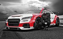 Nicklas Nielsen i årets Audi Sport TT Cup