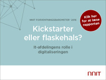 Kickstarter eller flaskehals? It-afdelingens rolle i digitaliseringen