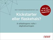 Kickstarter eller flaskehals? It-afdelingens rolle i digitaliseringen