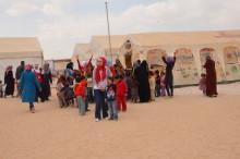 Humanitära situationen i Syrien förvärras varnar Rädda Barnen