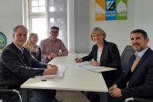 Bayernwerk und Petershausen verlängern Stromnetz-Partnerschaft