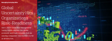Aon reports risk readiness drops to lowest level in 12 years