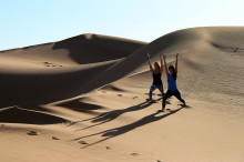 10 Days Desert Yoga Retreat March 2018